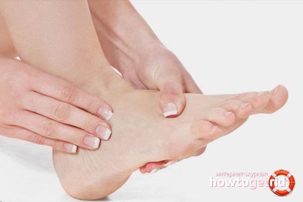 как снять отеки ног в домашних условиях в жару
