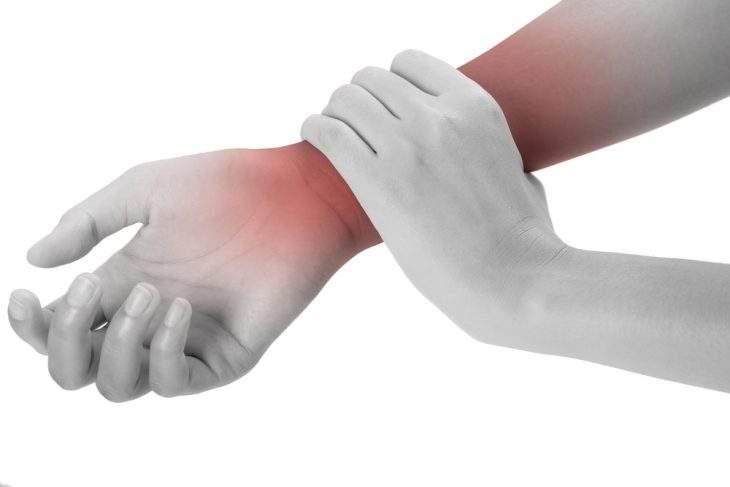 осложнения при переломе луча в типичном месте