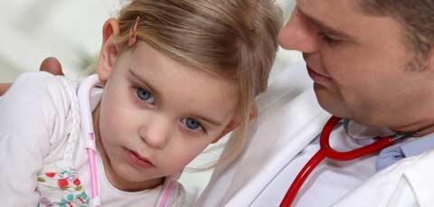 первая помощь при ушибах детей в детском саду