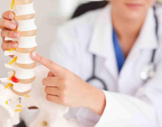 вывих позвоночника в поясничном отделе симптомы и лечение