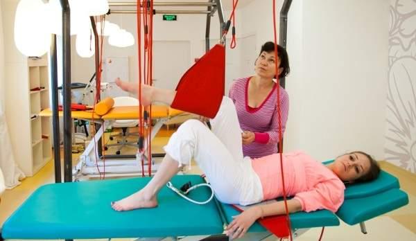 как привести ногу в порядок после перелома