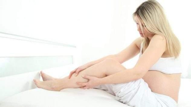 от отеков ног при беременности на 8 месяце