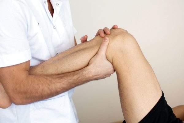 отек ноги и боль в колене что делать