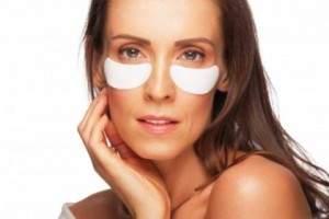 маска для глаз от отеков в домашних условиях от морщин