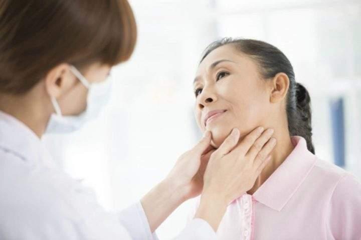 отек после операции по удалению щитовидной железы