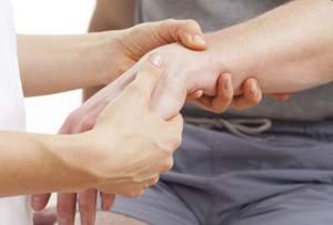 перелом руки со смещением реабилитация после операции