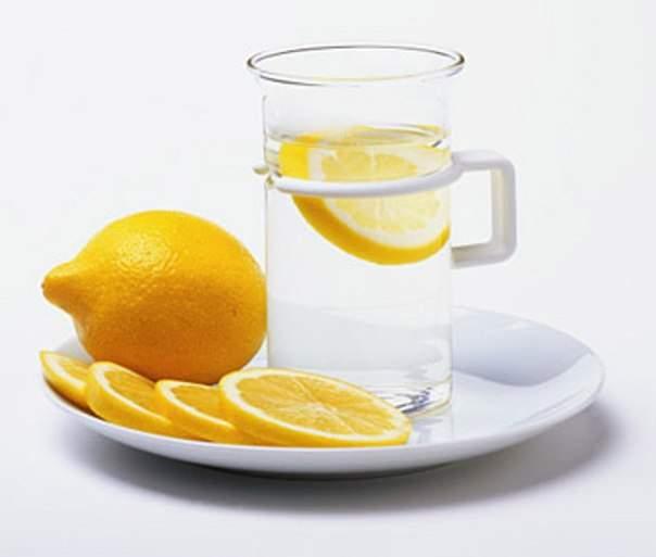 вода с лимоном от отеков при беременности