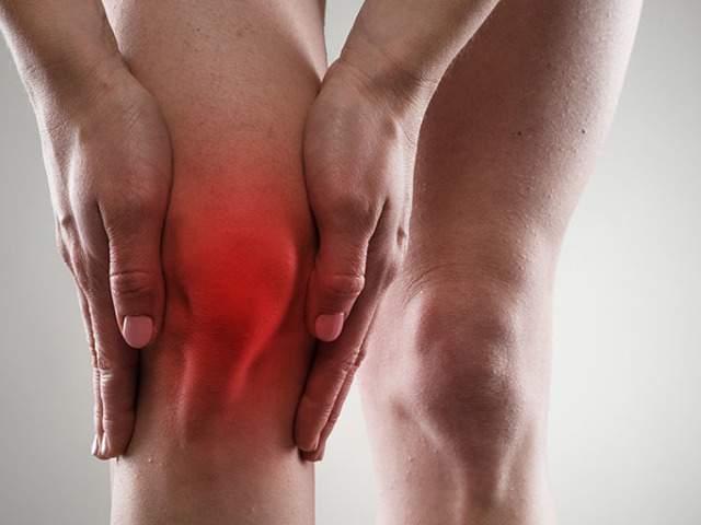 как снять отек колена при артрозе в домашних условиях