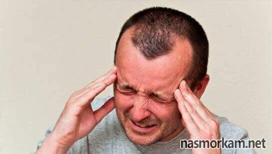 как снять отек слизистой носа после длительного применения капель