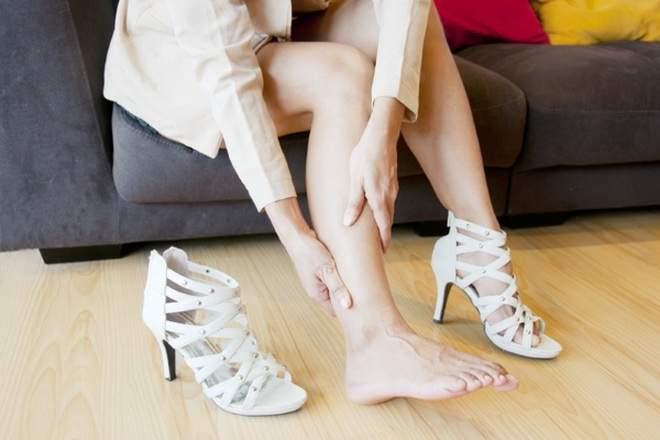 отек ног в области щиколотки причины и лечение
