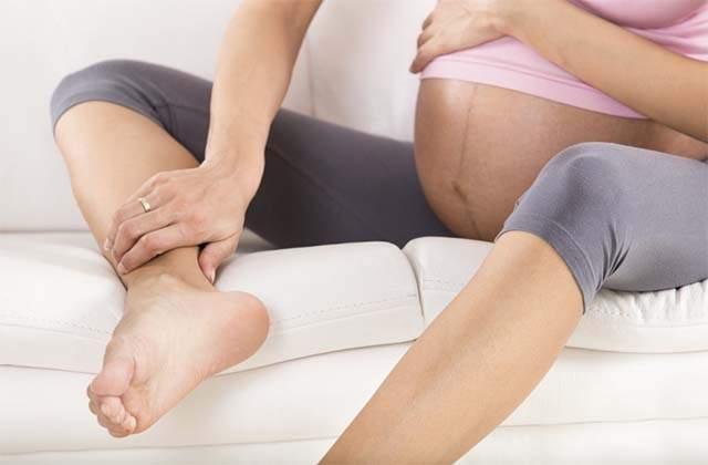 отеки на руках и ногах при беременности в 3 триместре