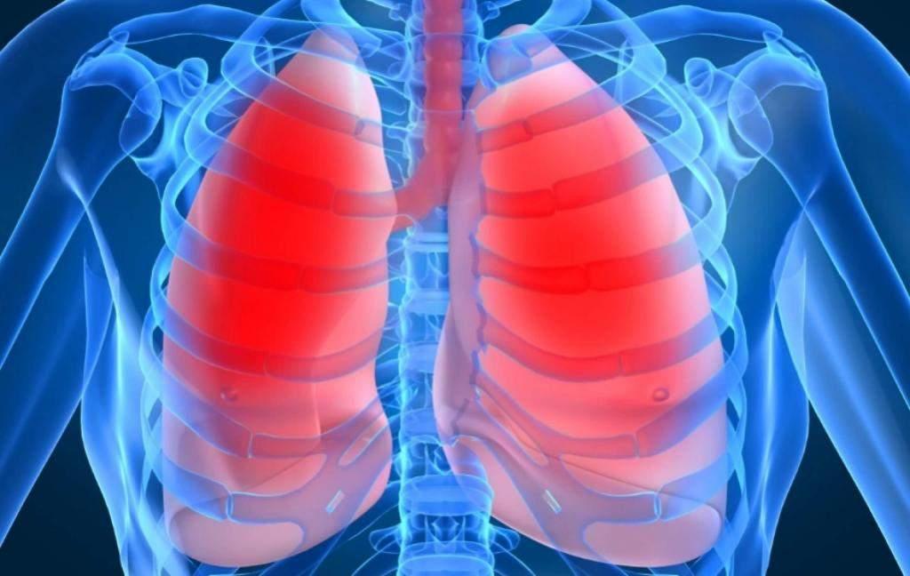 при альвеолярном отеке легких отмечается кашель с выделением мокроты