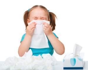 у ребенка отек слизистой носа трудно дышать что делать