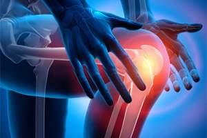 Оказание первой медицинской помощи при вывихе коленного сустава