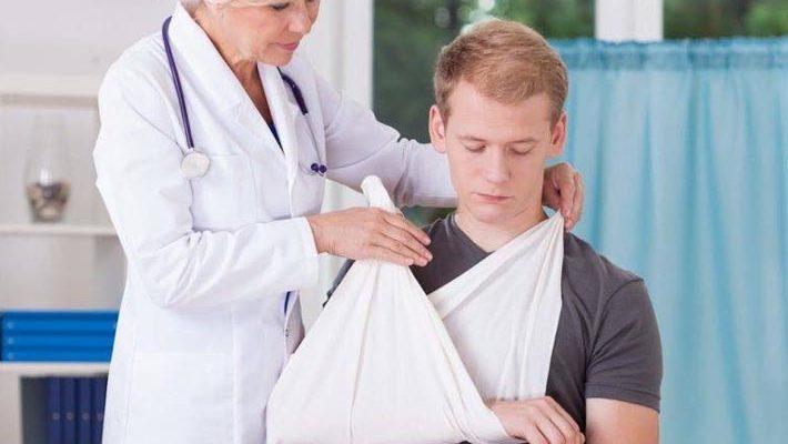 Первая помощь и обезболивание при травмах