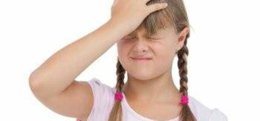 У ребенка на голове шишка не от ушиба