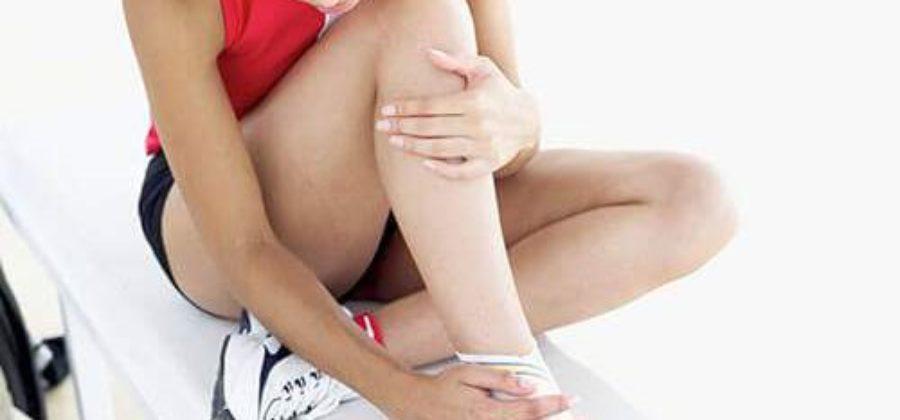 Как снять боль от ушиба на ноге в домашних условиях?