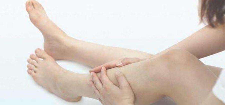Как долго может болеть ушиб на ноге?