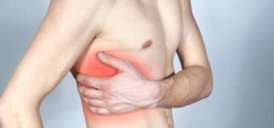 Ушиб ребра симптомы и лечение в домашних