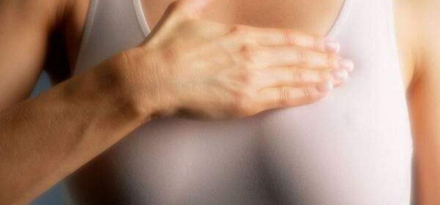 Синяк на грудной железе без ушиба