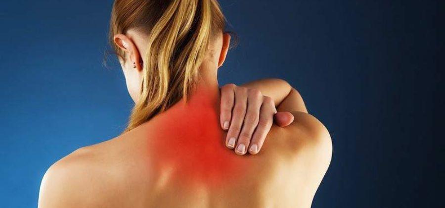 Если болит плечо и около шеи отек что это такое