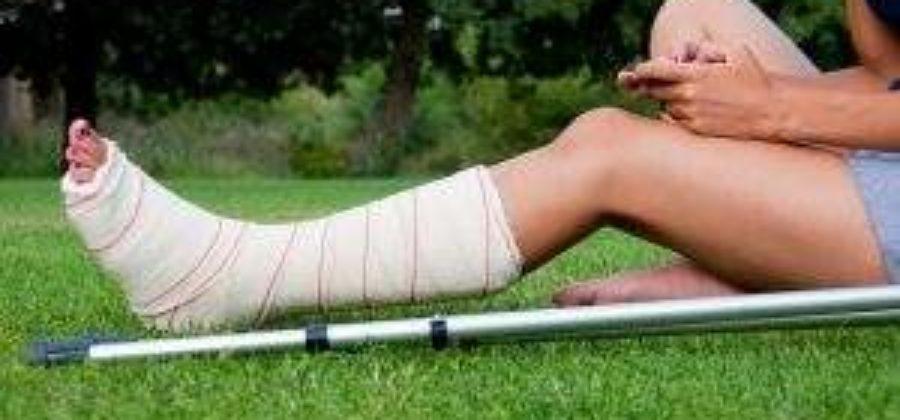 Мазь для суставов и связок после перелома