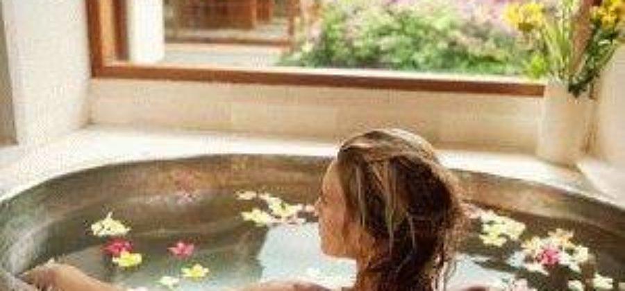 Солевая ванночка для ног от отеков при артрите