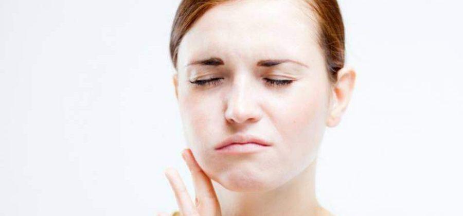Отек щеки и глаза после удаления зуба