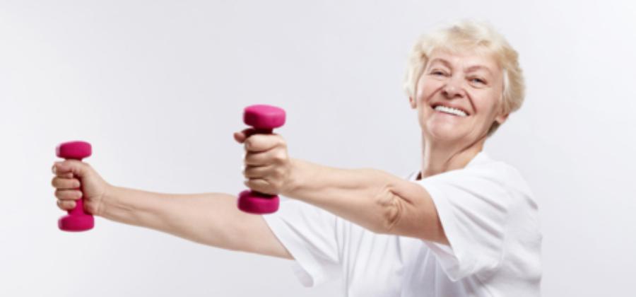 Лечебная гимнастика для плечевого сустава после перелома