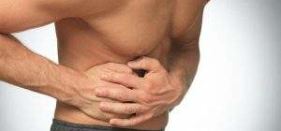 Что делать при сильном ушибе спины в области ребер?