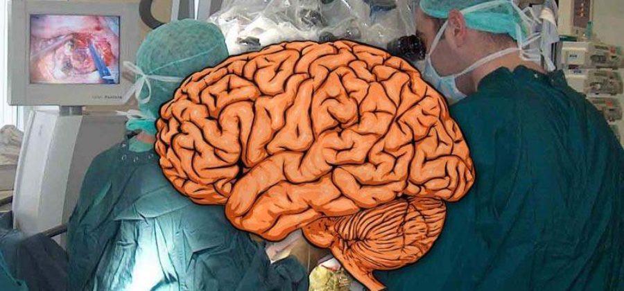 Отек мозга после операции по удалению опухоли мозга