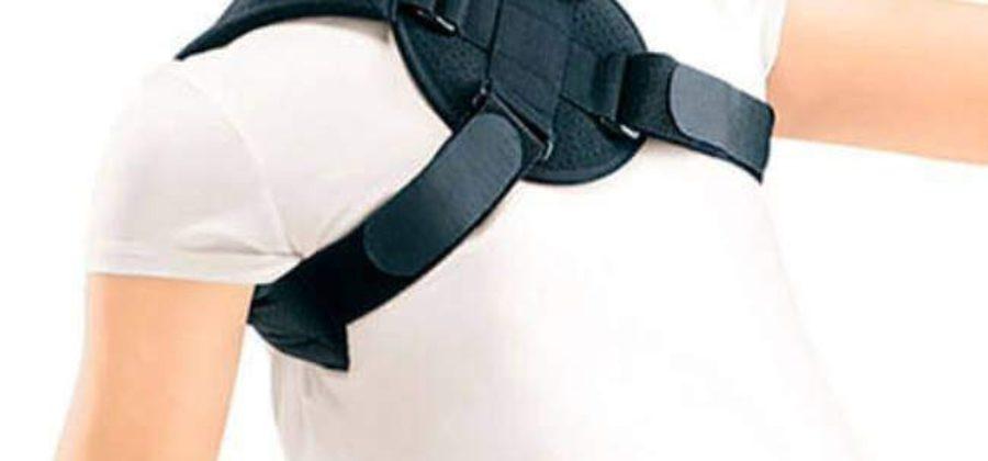 Кольца дельбе при переломе ключицы со смещением