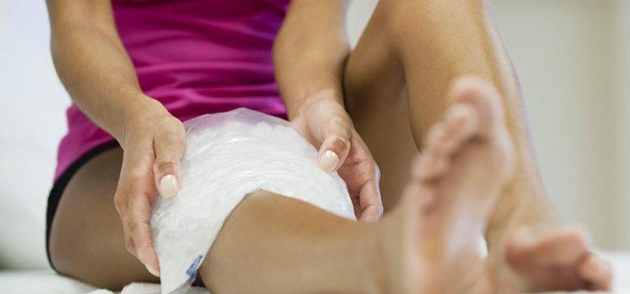 Можно ли делать компресс при ушибе ноги?