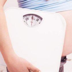 Большой набор веса при беременности без отеков что это значит
