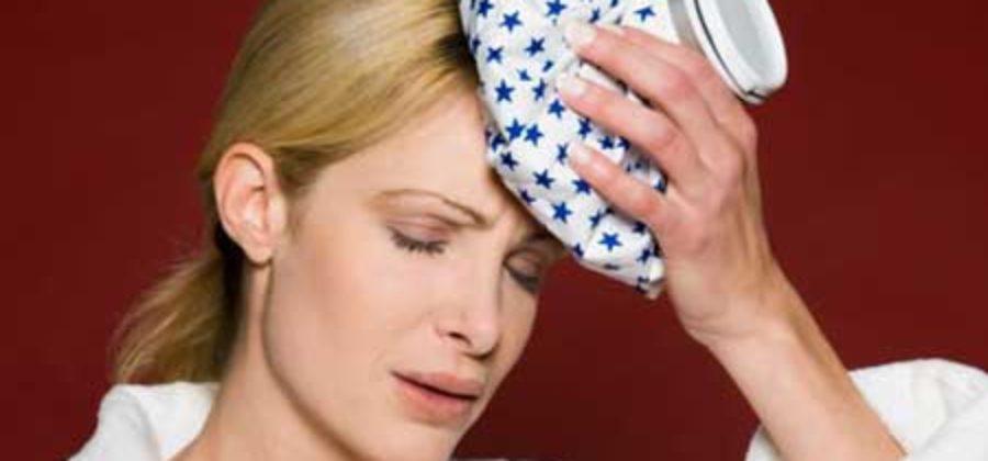 Ушиб головы симптомы и лечение в домашних условиях