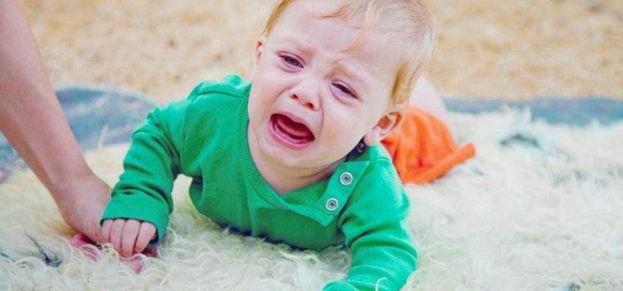 Шишка на голове у ребенка от ушиба не проходит