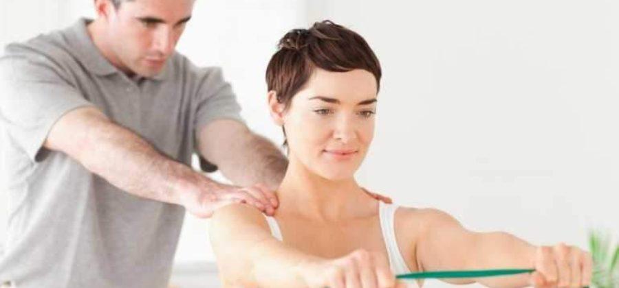 Как разминать руку после перелома плечевой кости?