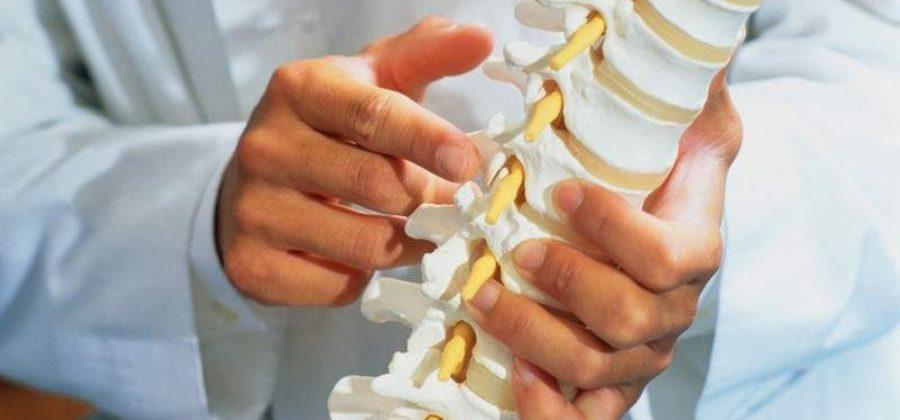 Что делать при переломе грудного отдела позвоночника?