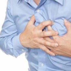Как быстро развивается отек легких при сердечной недостаточности?