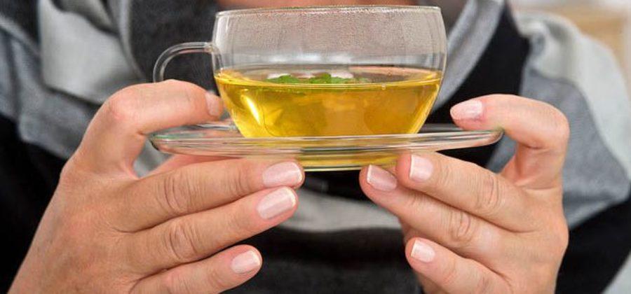 Какой зеленый чай хорошо понижает давление и убирает отеки?