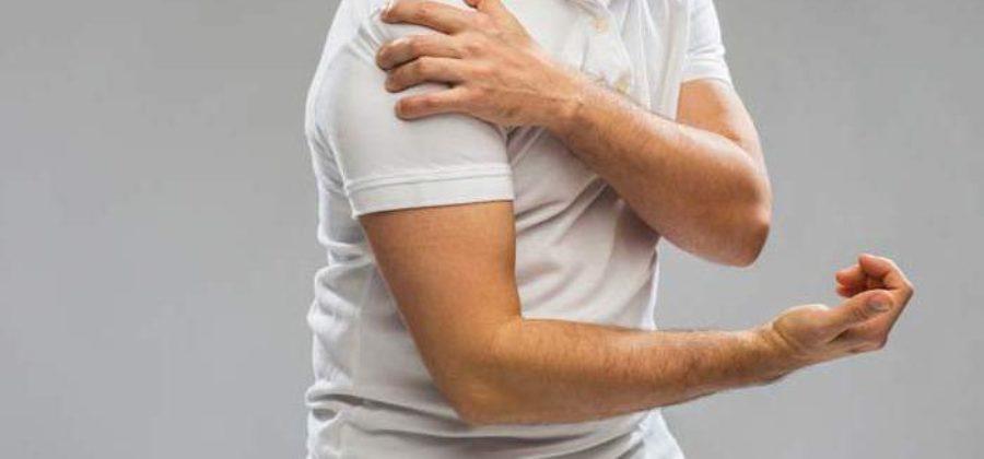 Сильный ушиб плеча рука не поднимается народные средства