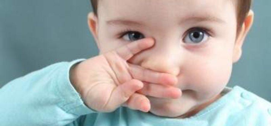 Как снять отек слизистой носа у ребенка при аллергии?